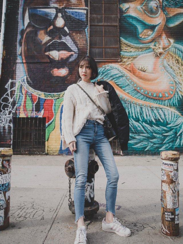 纽约打卡|Willamsburg🤍涂鸦墙