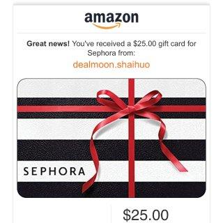 【微众测】Sephora八五折微小一单开箱记录