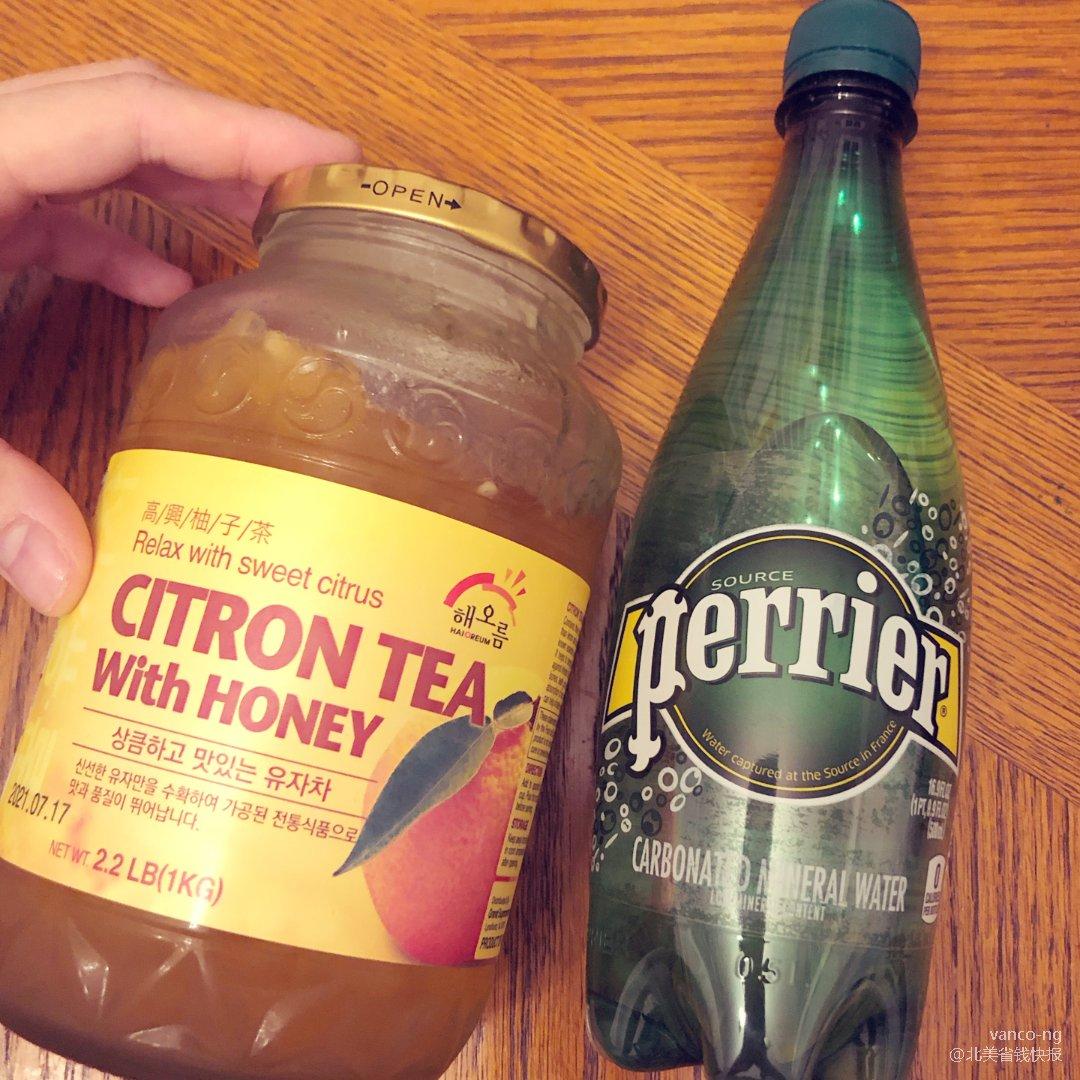 柚子汽水的诞生🍊
