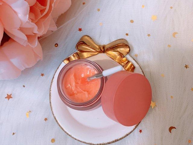 粉色之兰芝唇膜