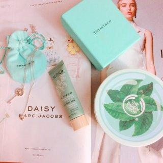Tiffany & Co. 蒂芙尼,Caudalie 欧缇丽,The Body Shop 美体小铺