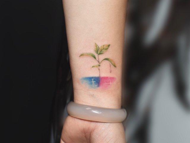 纹身的魔力