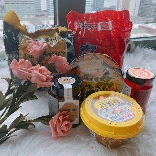 【微众测】 亚洲人气速食美味大礼包