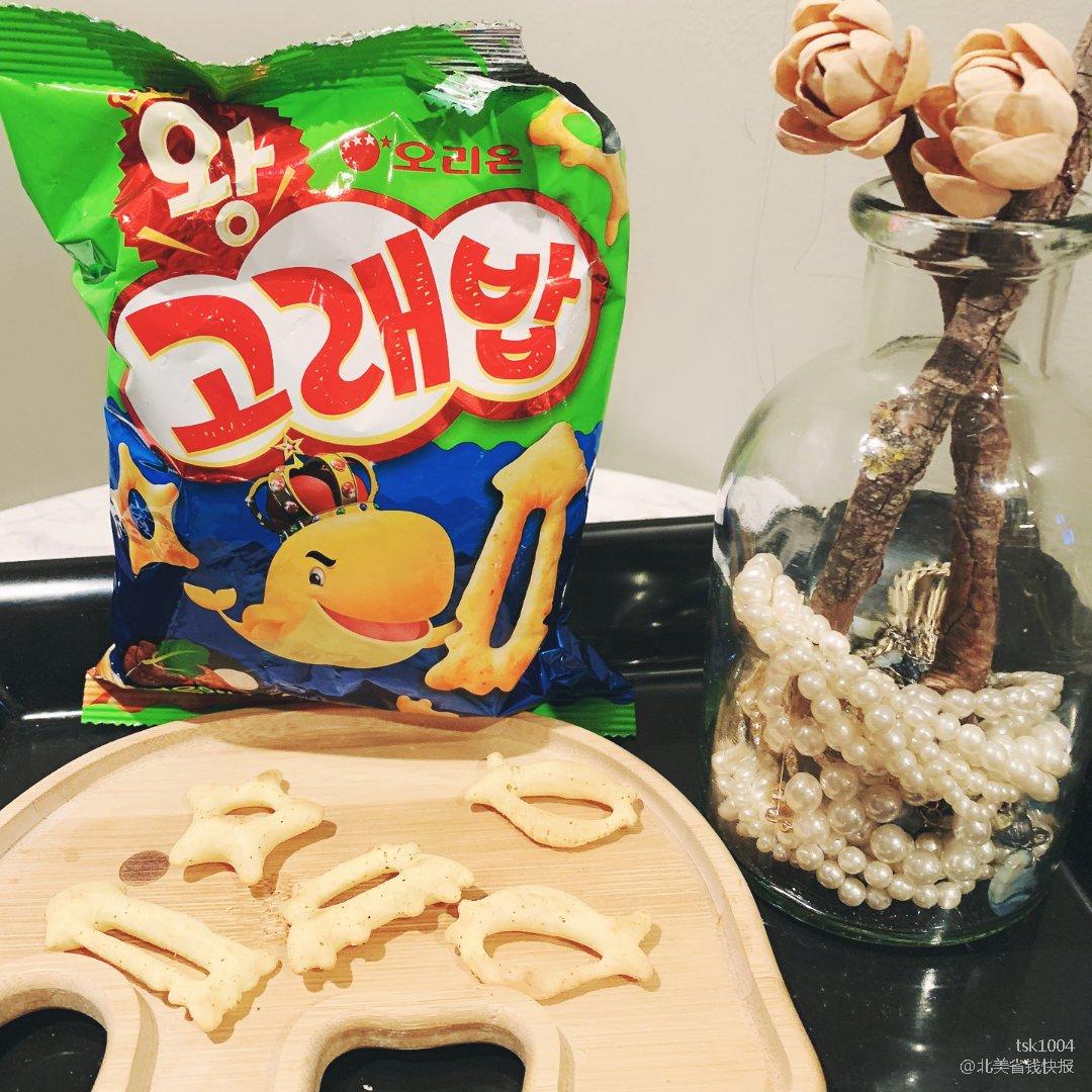 【黑五第六天】3 好丽友 好多鱼松脆小饼