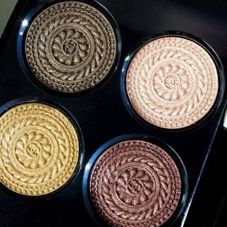 [微眾測]Chanel 2019限量4色眼影