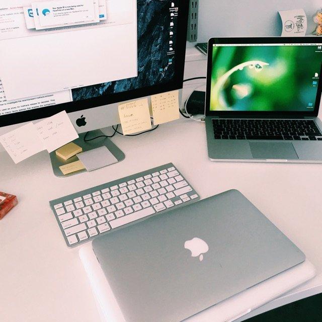 除了Mac Pro 用過了所有ma...