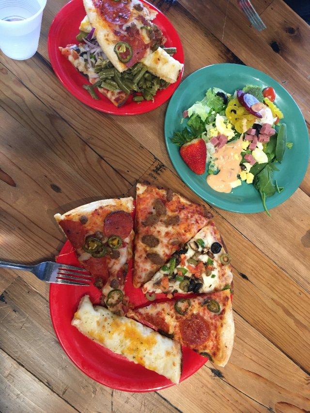 Pizza Buffet😋