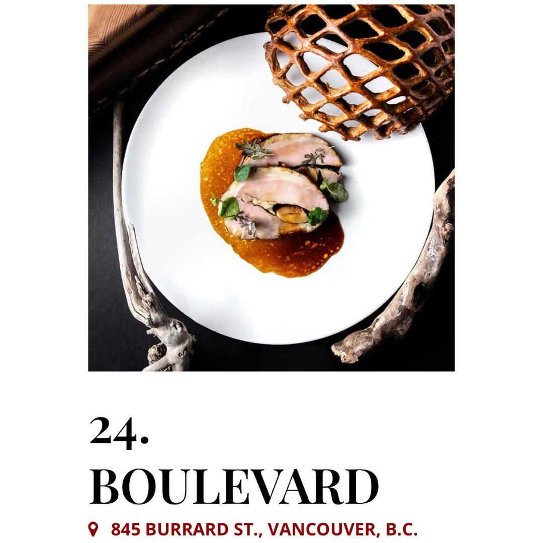 不吹不黑,加拿大排名第24的餐厅值...