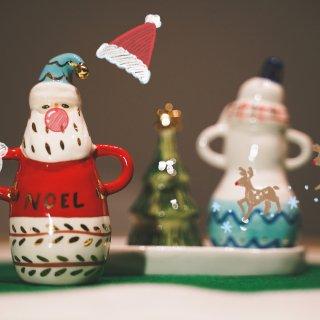 盐与胡椒已就位 | 圣诞快乐啊各位🎅🎄❄...