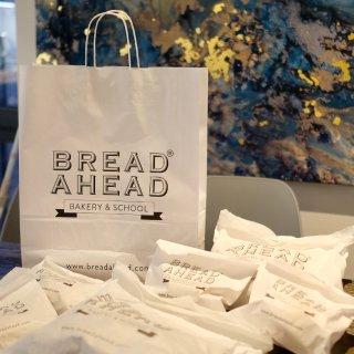 伦敦Bread Ahead | 最好吃的...