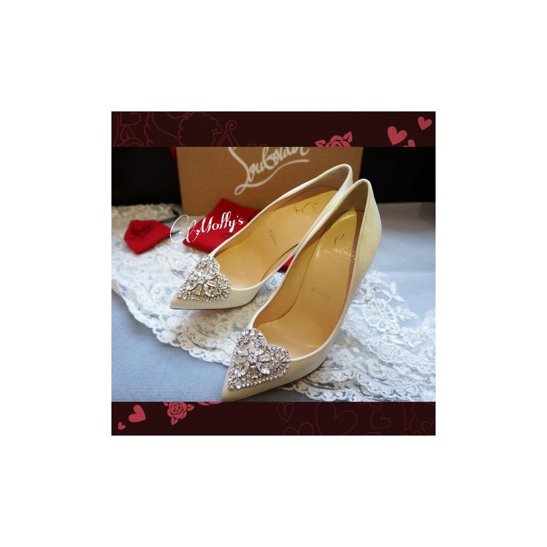 ??终于买到婚鞋啦??<br />...