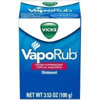 Vicks VapoRub 抗感冒舒缓薄荷膏 100g 大容量