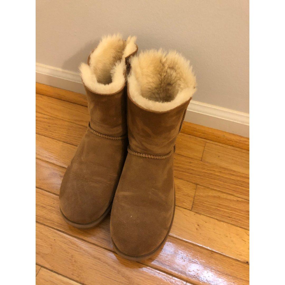 costco的雪地靴