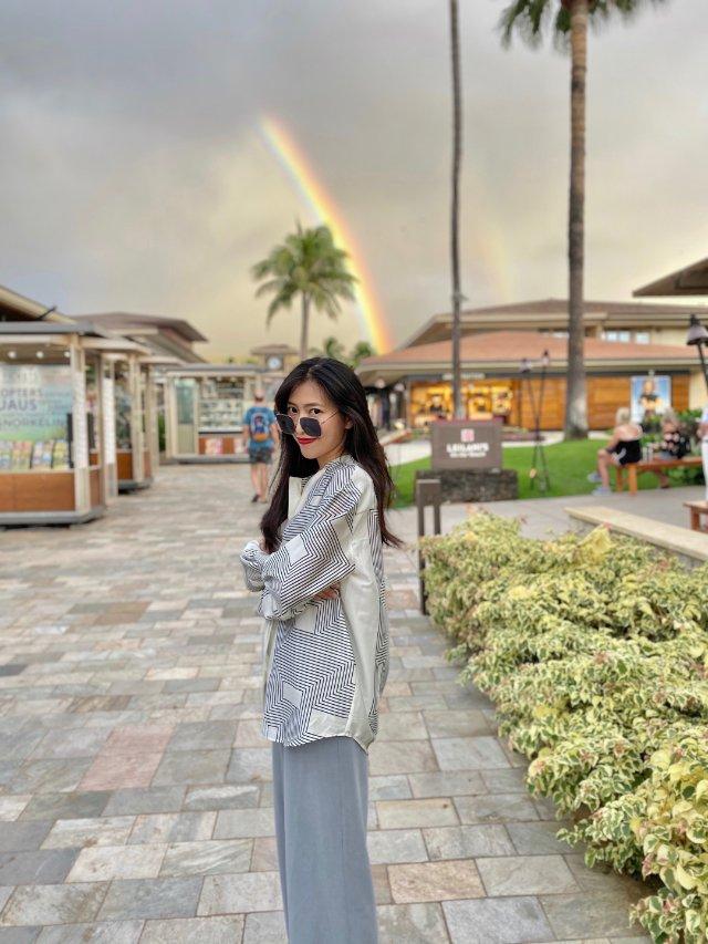 遇见与美好📖夏威夷度假穿搭〰️安闲舒适