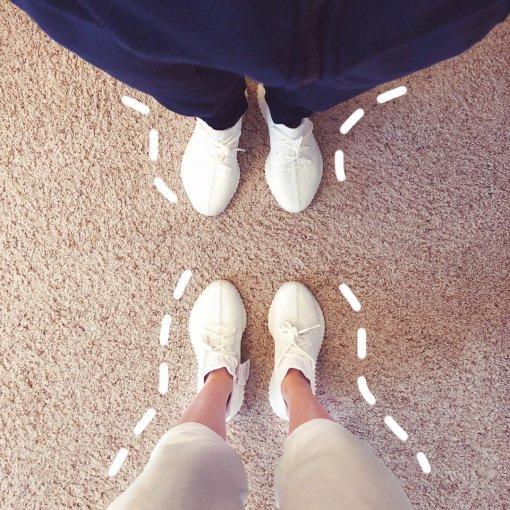 运动装备|穿上情侣鞋一起去运动吧👫