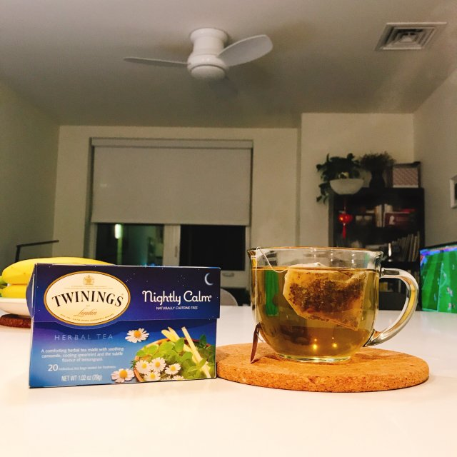 🌼Twinings安神茶给你一夜好眠🌙✨