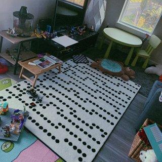 Ikea 宜家,12美元,Costco,小书桌,Lego 乐高,地毯