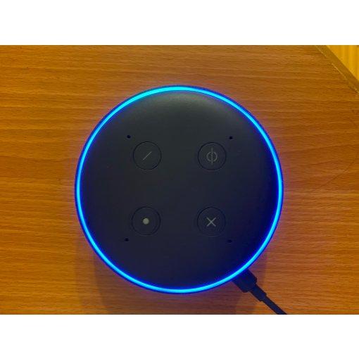 Echo Dot 开箱记