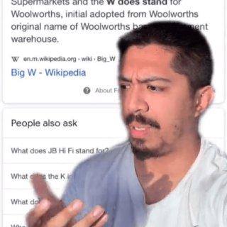 """原来Big W中""""W""""是这个意思!澳洲网..."""