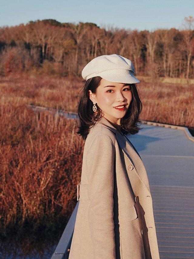 秋冬大衣系列(2): 气质满分的M...
