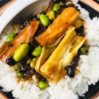 四川黑椒饭