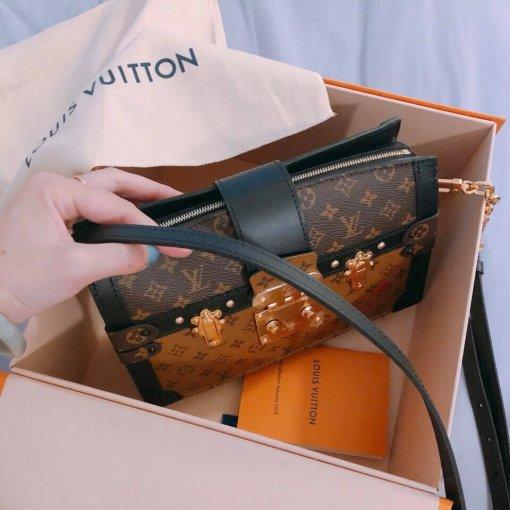 LV Trunk Clutch|软盒子包|颜值高还实用💭