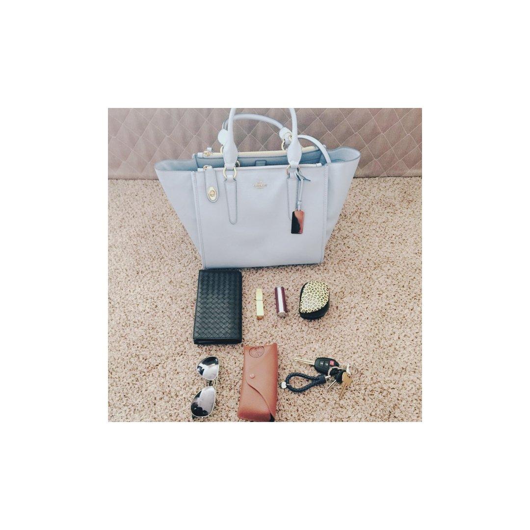 #things in my bag...