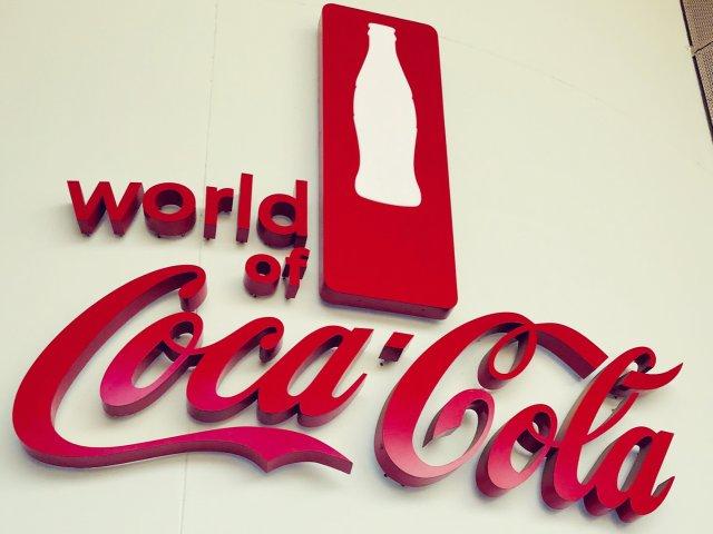厉害了#9 可口可乐世界 让你一次喝个够