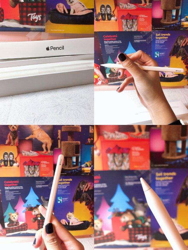 💜 Apple Pencil 2 二代笔