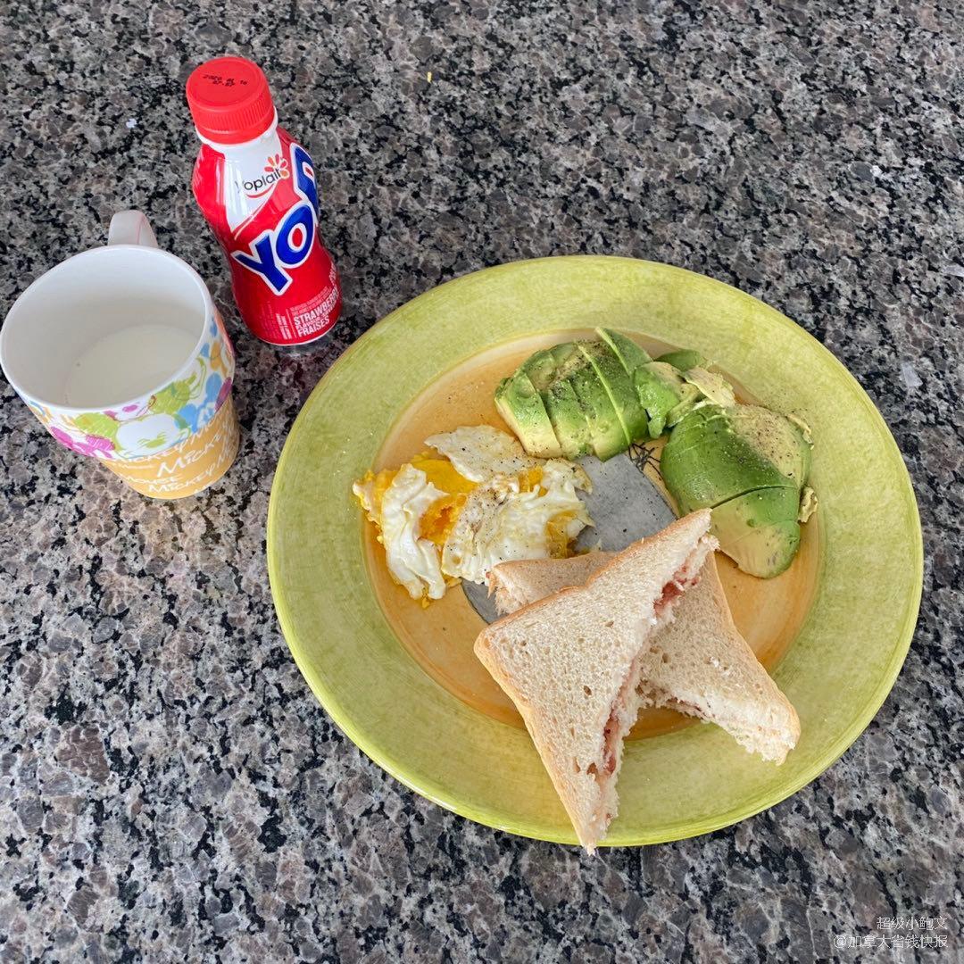 早餐要吃好🥣