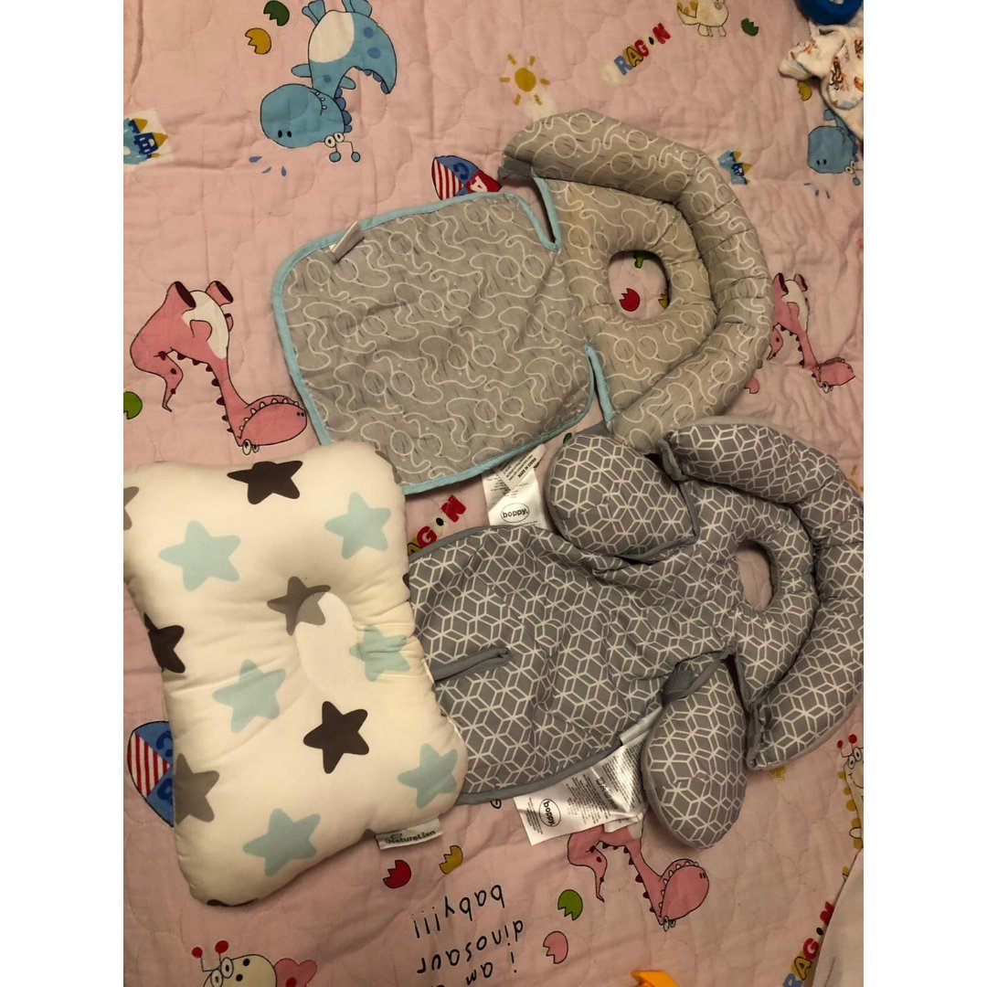 断舍离:婴儿枕头
