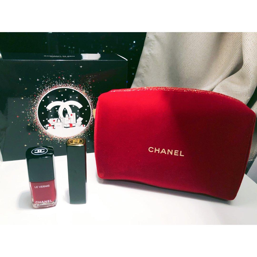 「Chanel」聖誕套裝🎄