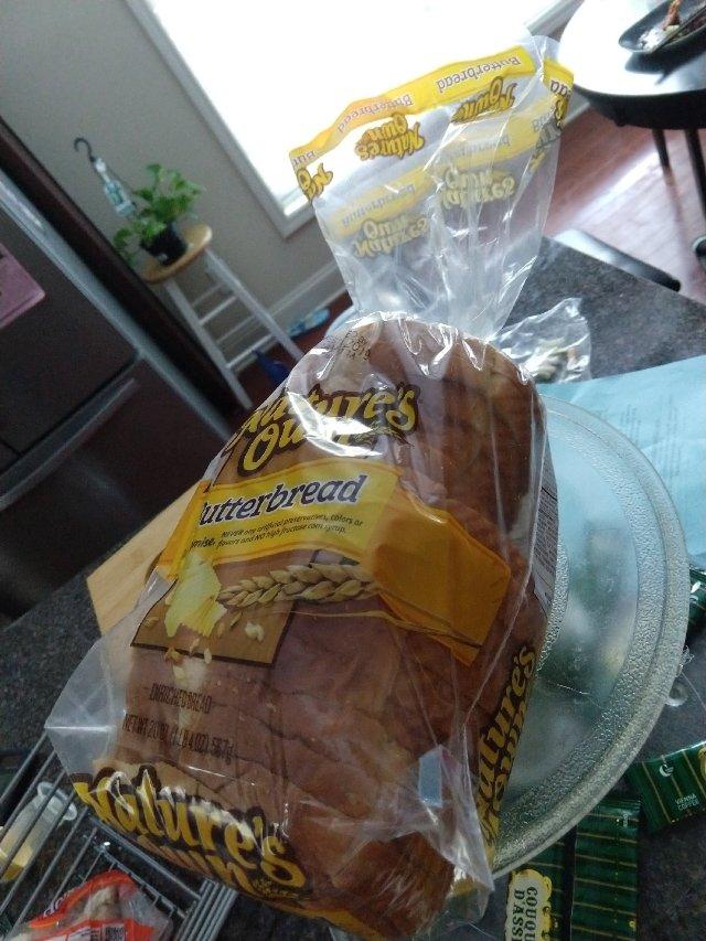#7晒货挑战 减脂期吃的全麦面包