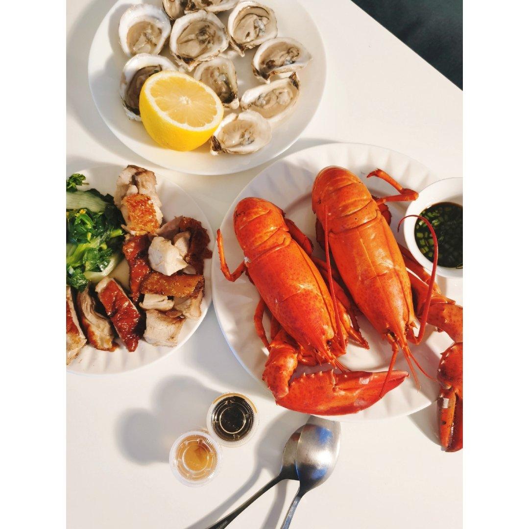 吃龙虾的季节到啦!!!...