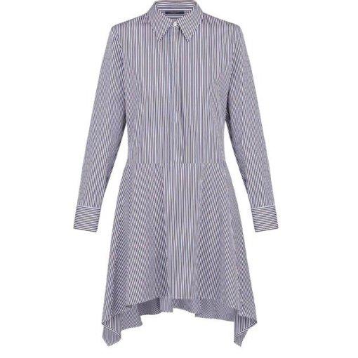 种草的LV衬衫裙
