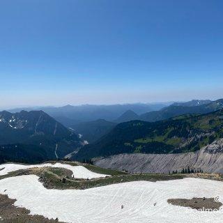 本地人去哪儿玩|终于圆了Mt.Raini...