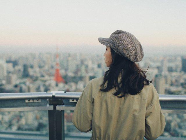 去看东京铁塔🗼