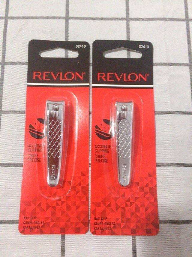 Revlon指甲钳