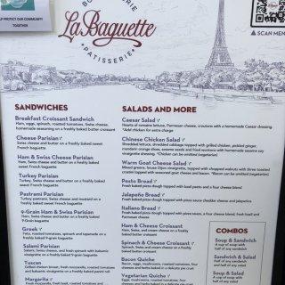 湾区美食|最爱La Baguette 法...