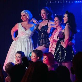 Burlesque Show,滑稽舞