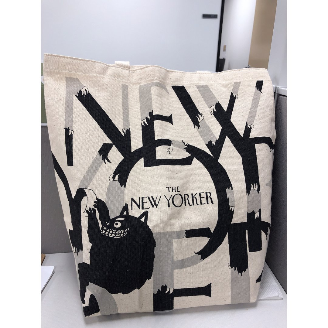 New Yorker帆布包