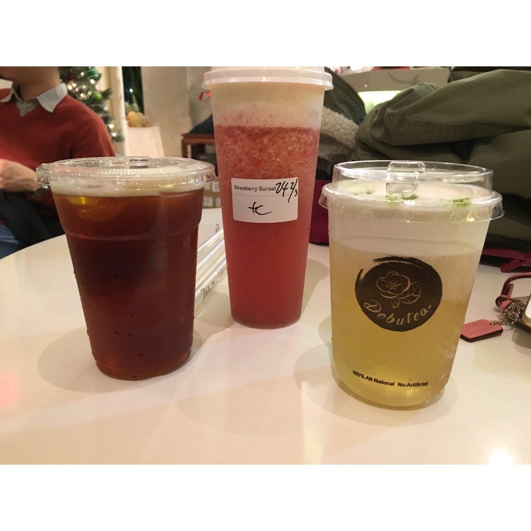 纽约奶茶测评👯♀️debutea...