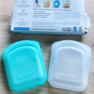 厨房收纳必备|食品级安全无毒硅胶密封袋...