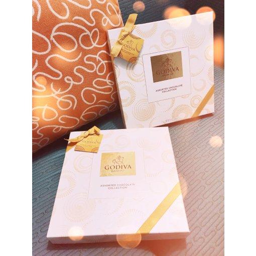 戒不掉的巧克力-Godiva超值礼盒