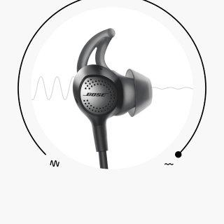 耳机推荐|BOSE QC30消音蓝牙耳机...