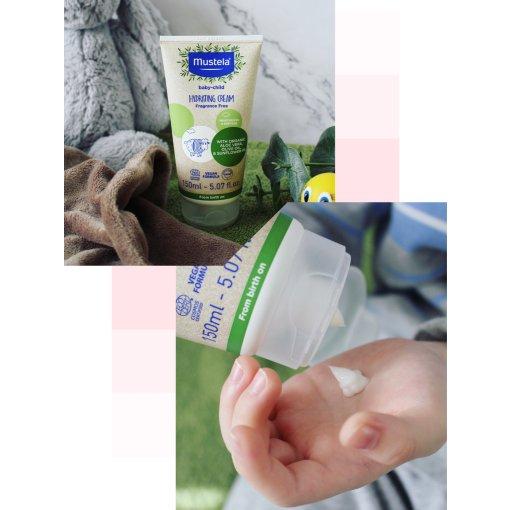 微众测|Mustela婴幼儿护理系列—给宝宝最温柔的呵护