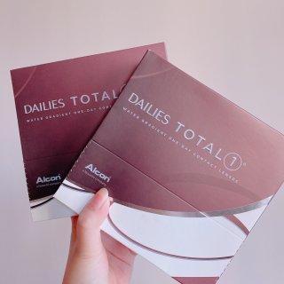 Dailies Total 1 水梯度,...