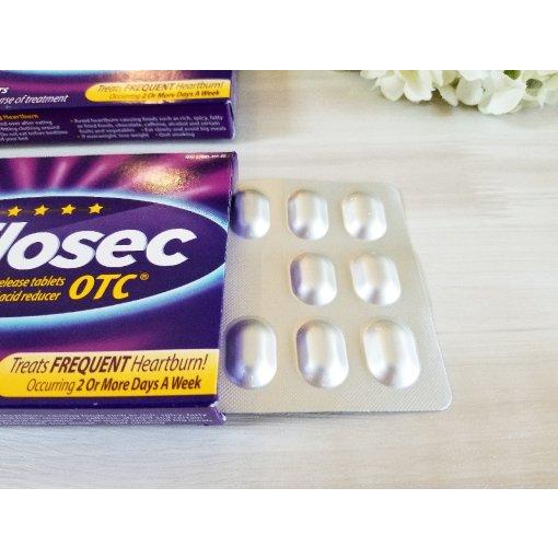 【家中應急常備藥】Prilosec OTC💊