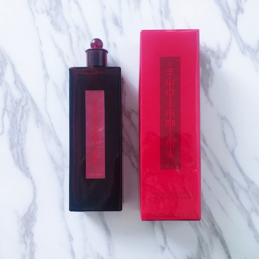 空瓶 | 资生堂红色蜜露