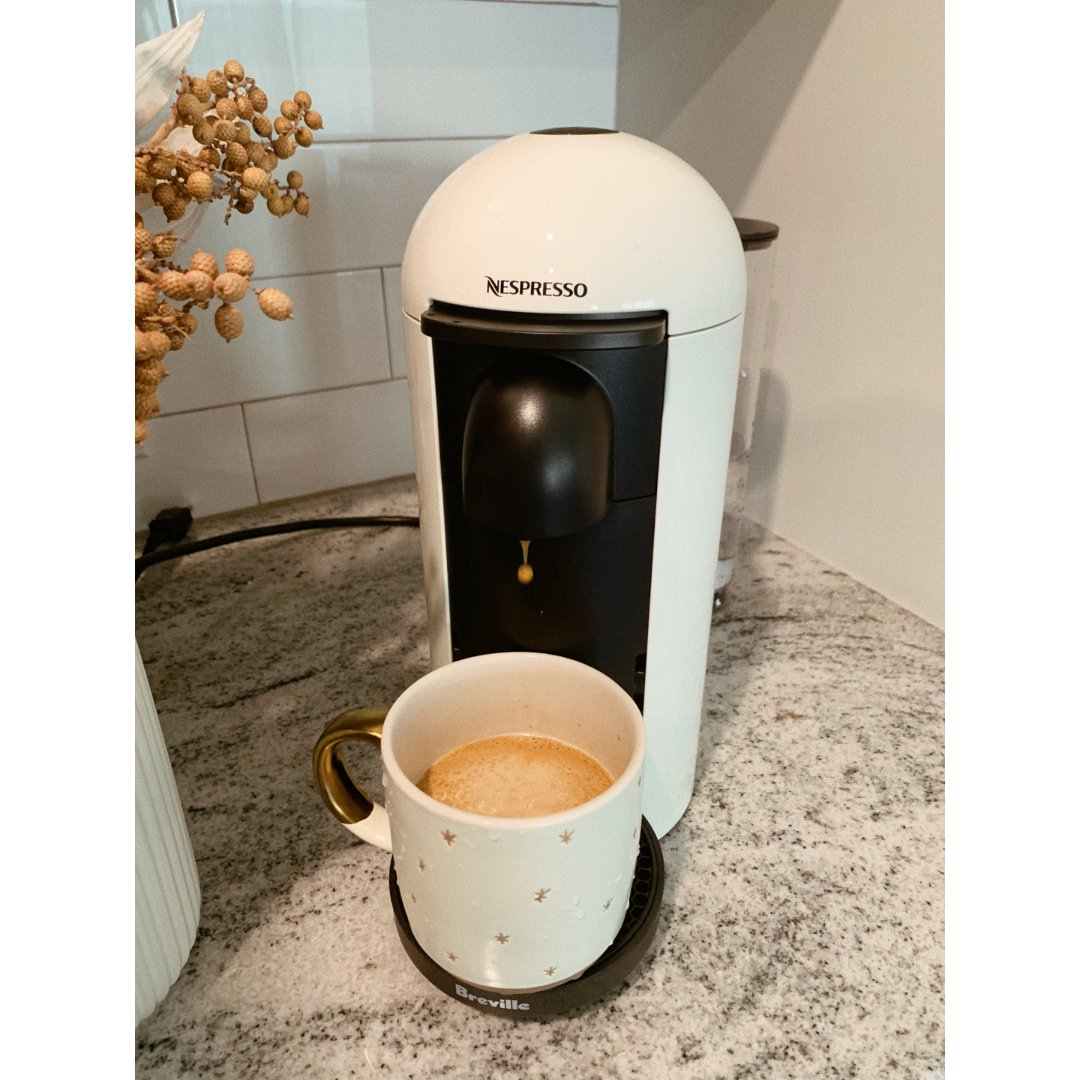 咖啡续命☕️|nespresso开箱体验
